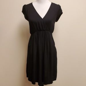 ASOS Maternity Black Casual Dress Size 2
